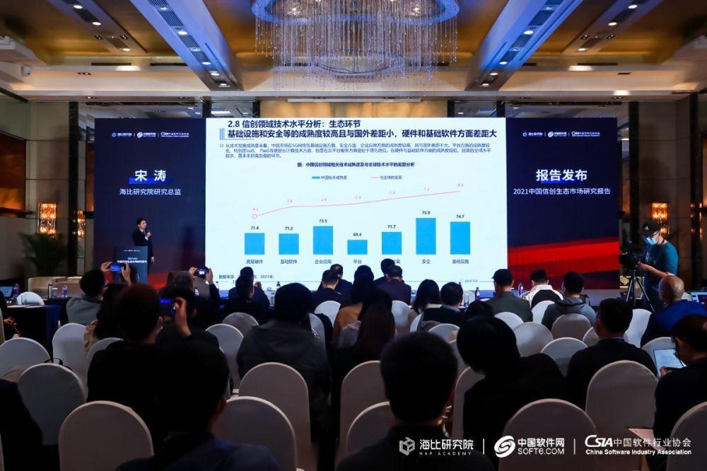 《2021年中国信创生态市场研究报告》发布:信创市场蓬勃发展